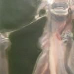Lea, The Dragon Horse, 2009, acrylic